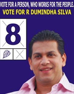 R. Duminda Silva