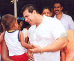 Opening of the SLFP main office in the Kolonnawa